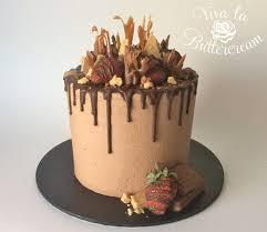 caramel mudcake viva la buttercream