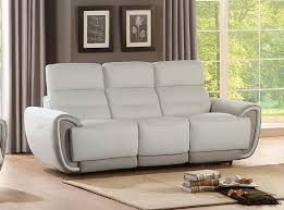 Two Tone Reclining Sofa Quality Leather Reclining Sofas Which Sofa