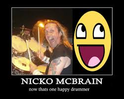 Meme And Nicko - nicko mcbrain demote by the chook on deviantart