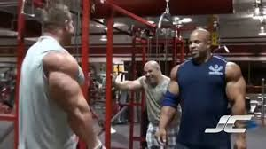 jay cutler triceps training bodybuilding muscle fitness