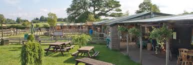 Hereford Patio Centre by Tea Rooms And Gift Shop At The Small Breeds Farm Park And Owl