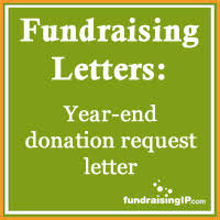 sample fundraising letter year end donation request letter