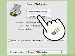 how to connect macbook pro to a printer 9 steps with pictures