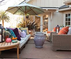 Ideas For Backyard Patios Patio Designs