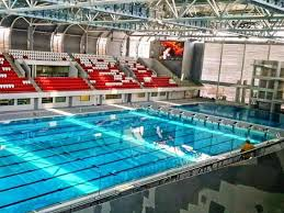 indoor swimming pool the only indoor swimming pool 50 meters in singapore review of