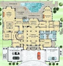 villa house plans extraordinary mediterranean villa house plans plan filled with