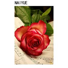 online buy wholesale music note flowers from china music note