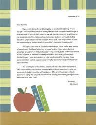 teacher to parent letter template 9 parent letter templates free