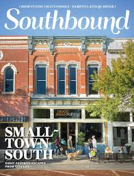 where to find southbound atlanta magazine