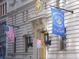 The Flag Of New York Freemasons For Dummies Nyc Bomb Close To Gl Of New York Masonic Hall