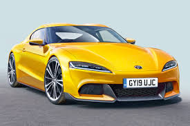 How Much Does The Toyota Ft1 Cost New Toyota Supra All The Latest On The 2018 Sports Car Auto Express