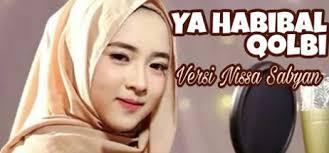download mp3 dangdut religi terbaru download lagu nissa sabyan ya habibal qolbi mp3 terbaru 2018 sobat