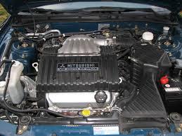 1997 mitsubishi galant 2 5 152 cui v6 gasoline 120 kw 223 nm