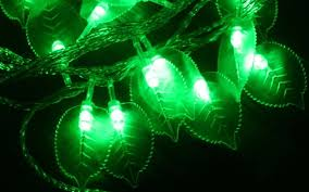 where to buy christmas lights year round eu plug led christmas lights round green leaf 220v 5m 40balls new
