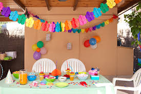 birthday party ideas still view of a children birthday party table decorated with jpg