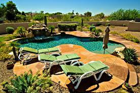 elegant landscape ideas around pool 47 photos