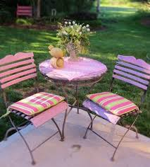 Pink Outdoor Furniture by 56 Cutie Pastel Patio Design Ideas Digsdigs