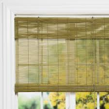 Bamboo Blinds Lowes Roll Up Blinds Bamboo Lowes Business For Curtains Decoration