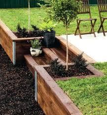Decking Ideas For Sloping Garden Small Sloped Backyard Ideas Designandcode Club