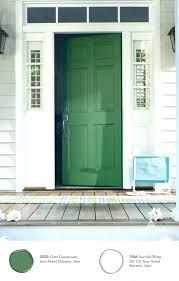 articles with paint colors for front doors on red brick houses tag