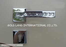 Bedroom Door Locks With Key 72mm 2pcs Handles With Lock Body Keys European Style Interior Door