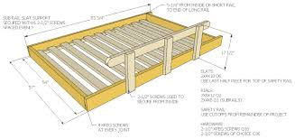 Loft Beds Plans Free Lowes by How To Build A Full Size Loft Bed Jays Custom Creations