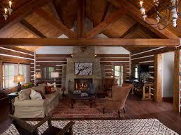 warm brown western living room color