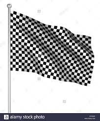 Black And Yellow Flag Illustration Black Yellow Checkered Flag Stock Photos