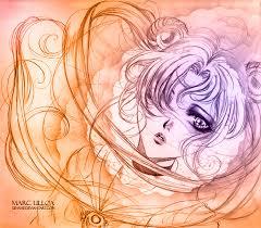 sailor moon sketch by giname on deviantart