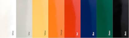colour vinyl