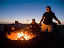 Fire Pits San Diego by Coastal Commission Approves Newport Beach Fire Rings Plan At Two