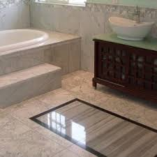 Flooring Options For Bathrooms by Choosing Flooring For Rooms That Get Wet Angie U0027s List