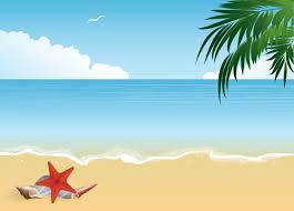 summer holiday beach creative background vecor 04 free u2013 over