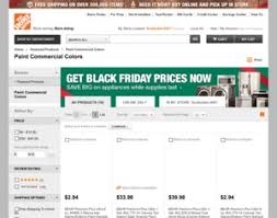 home depot black friday commercial home depot paint commercial colors featured products u0026 160 at