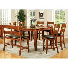 dining tables columbus ohio mango wood counter table with butterfly leaf dcg stores