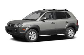 2007 hyundai tucson new car test drive