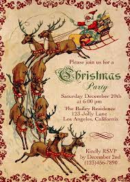 21 best invitations images on pinterest christmas parties