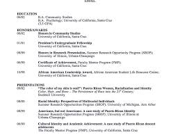 Template For Academic Resume Awesome Academic Resume Template 4 Resume Sample Shows You How To