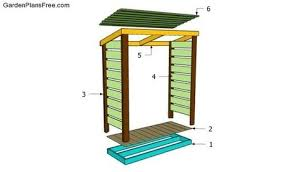 Free Diy Shed Plans by Diy Shed Plans Free Scoop It