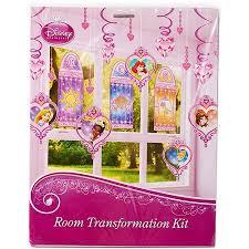 Disney Princess Party Decorations Disney Princess Room Decorating Kit Value Pack Party Supplies