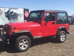 94 jeep wrangler top 91 jeep wrangler yj se sport no rust top doors 4x4 100