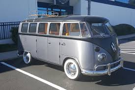 volkswagen van 150 000 this volkswagen bus will go back to the future