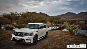 nissan patrol nismo 2016 2016 nissan nismo patrolmotoring middle east car news reviews