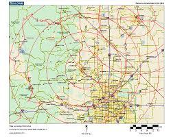 Greeley Colorado Map by Service Area