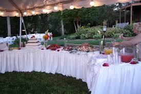 food tables at wedding reception lds wedding reception decoration ideas mariannemitchell me