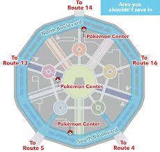 Pokemon X And Y Map Pokémon X And Pokémon Y Game Save Error Nintendo 3ds U0026 2ds