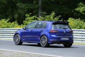 volkswagen christmas 2016 volkswagen golf r400 first spy photos show hyper hatch with
