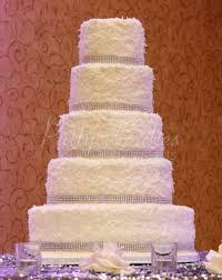 Gorgeous 5 Tier Wedding Cakes