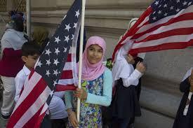 Muslim Flag Bush And Obama Told Muslims We Belong In America Trump U0027s Tweets