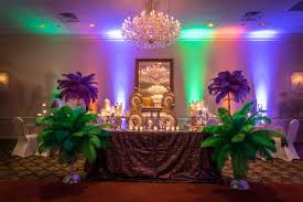 themed pictures mardi gras themed wedding decor centurion images